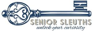 Senior Sleuths logo