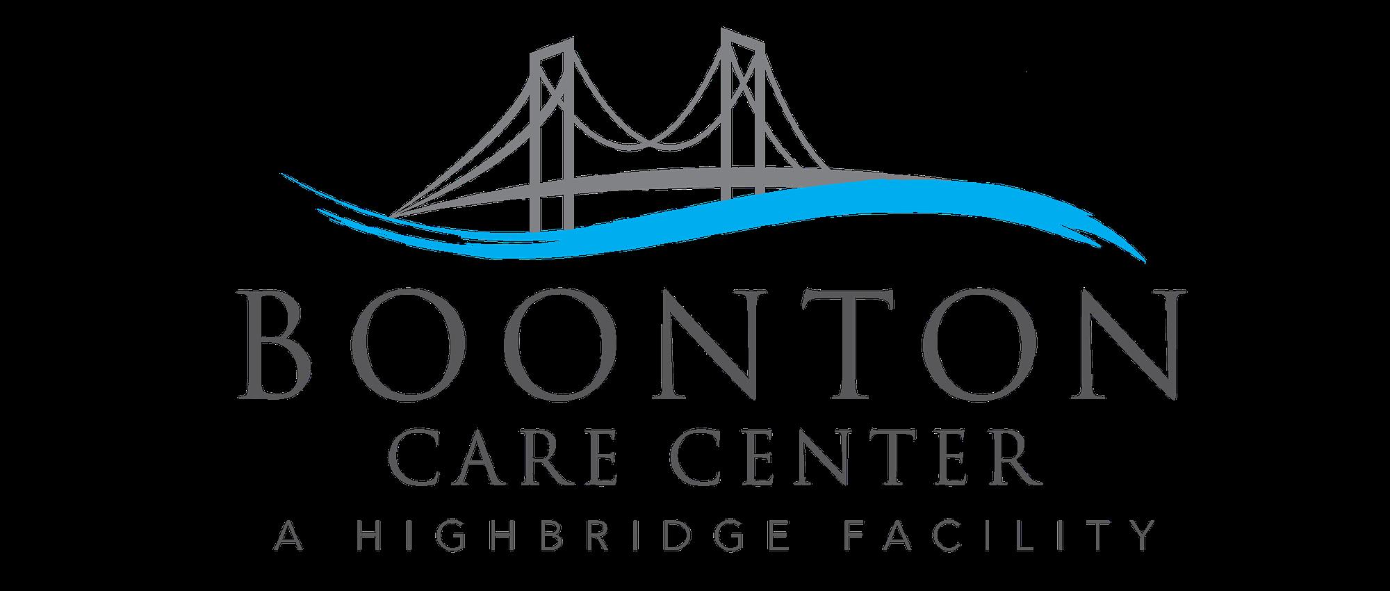 Boonton Care Center logo