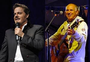 Eddie Izzard, Jimmy Buffet